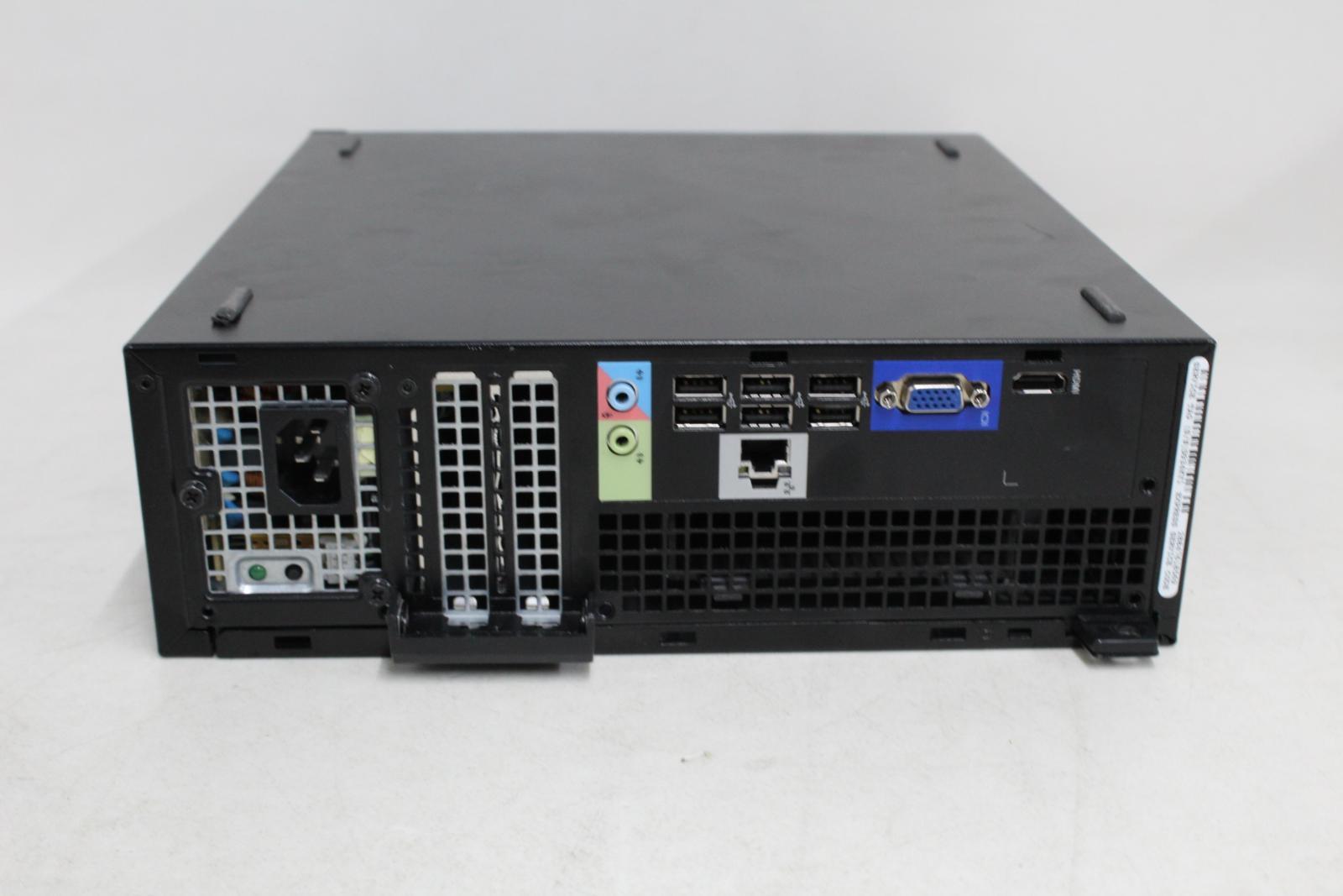 Dell-OptiPlex-3010-Intel-Core-i3-3220-3-3GHz-4GB-RAM-SFF-PC-de-escritorio-sin-disco-duro-2x miniatura 7