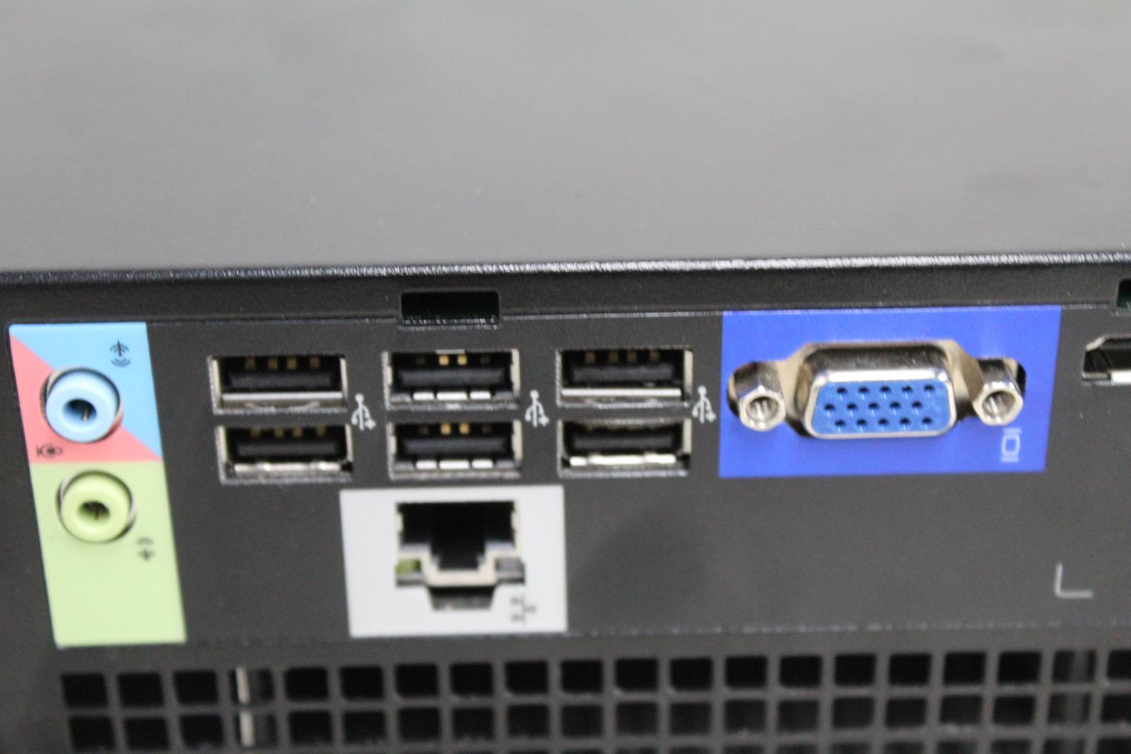 Dell-OptiPlex-3010-Intel-Core-i3-3220-3-3GHz-4GB-RAM-SFF-PC-de-escritorio-sin-disco-duro-2x miniatura 8