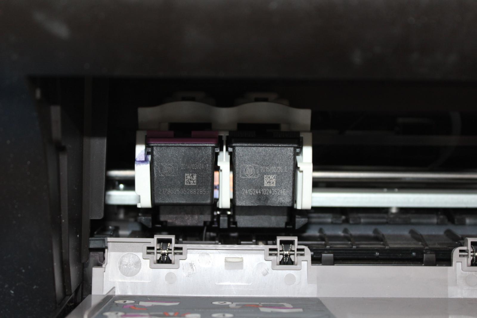 HP-Deskjet-3050-all-in-One-Stampante-SERIE-J610-con-inchiostro-cartriges-con-alimentatore-o miniatura 3