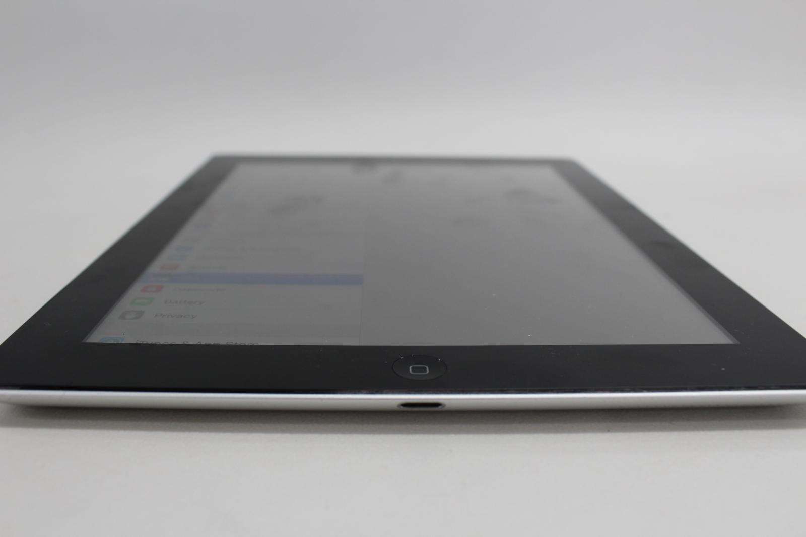 APPLE-iPad-4th-Gen-Tablet-9-7-inch-122-94GB-Black-Bezel-Wi-Fi-Model-A1460 thumbnail 4
