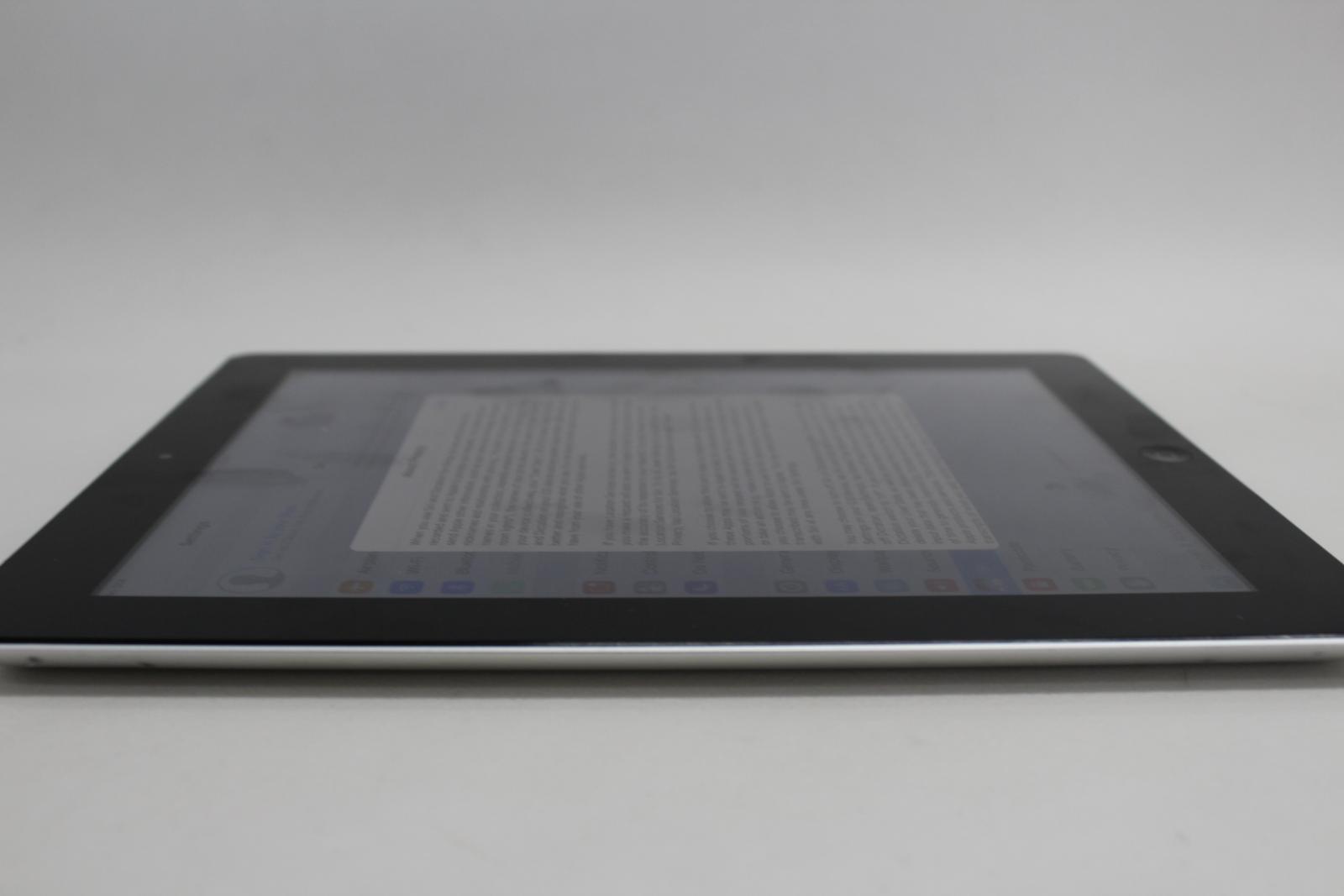 APPLE-iPad-4th-Gen-Tablet-9-7-inch-122-94GB-Black-Bezel-Wi-Fi-Model-A1460 thumbnail 7
