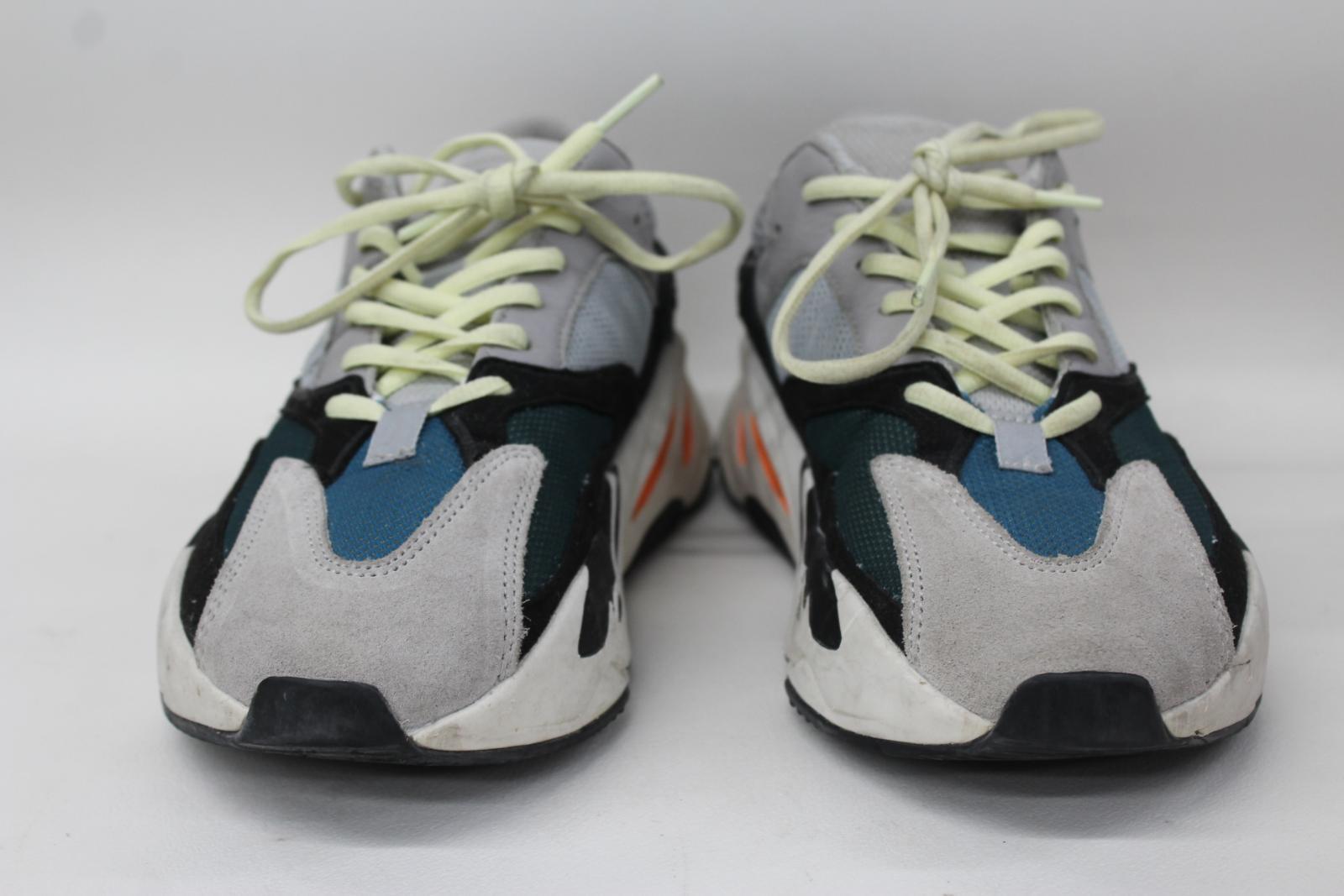 2 of 12 ADIDAS Yeezy Boost 700 Wave Runner Men s Suede   Mesh Trainers  UK7.5 EU41. db22931af