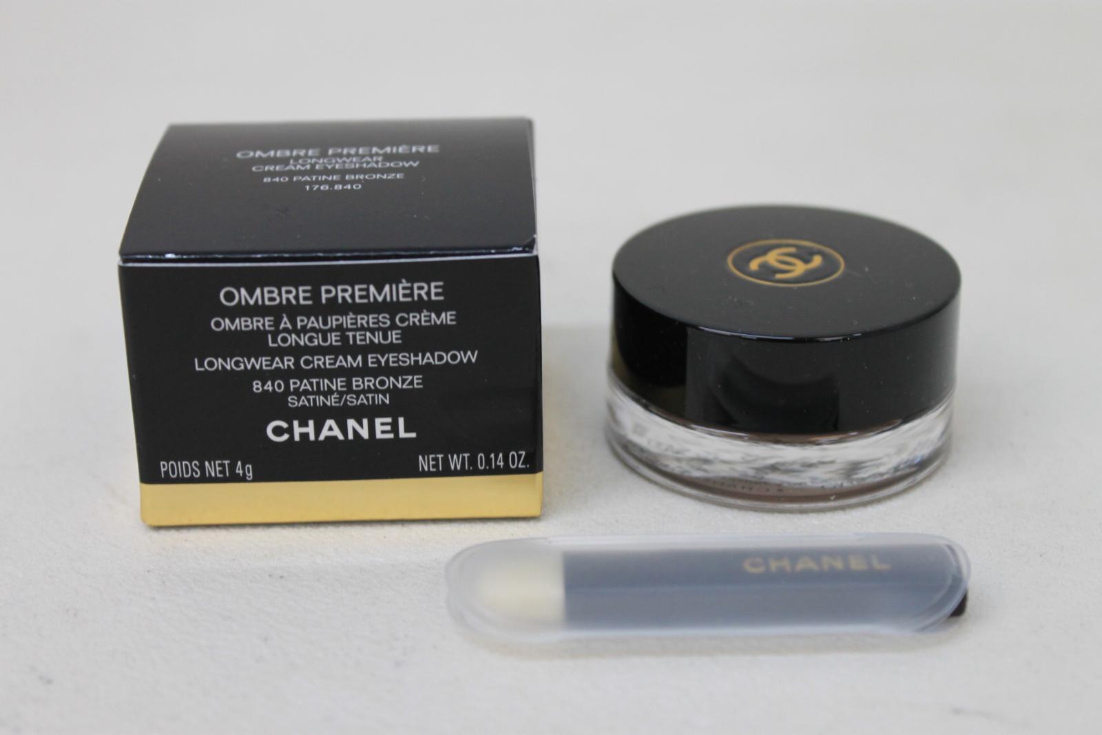 Nuevo-Y-En-Caja-Chanel-Damas-Ombre-Premiere-Longwear-Crema-Sombra-de-Ojos-840-Patine-Bronce miniatura 2