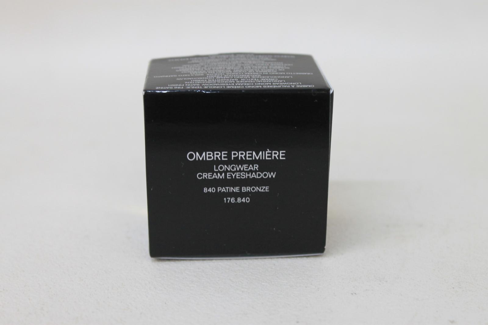 Nuevo-Y-En-Caja-Chanel-Damas-Ombre-Premiere-Longwear-Crema-Sombra-de-Ojos-840-Patine-Bronce miniatura 6