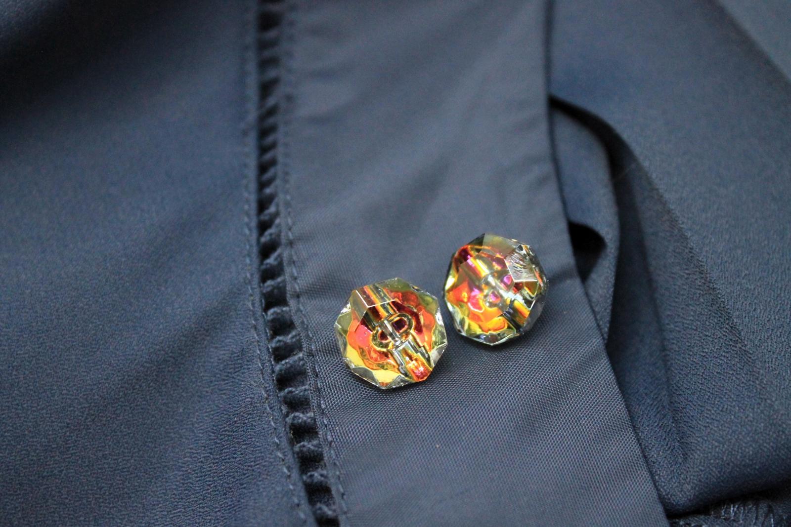 KENZO-PARIS-Ladies-Navy-Blue-Neon-Yellow-Sleeveless-Shift-Dress-FR42-UK14 thumbnail 10