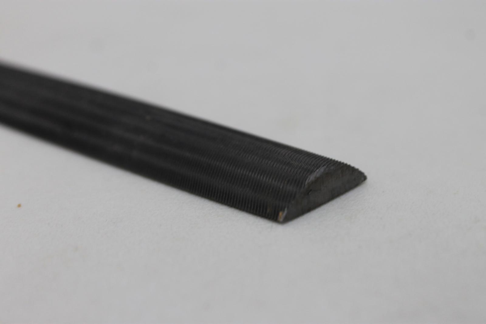 3-X-trabajo-de-madera-y-metal-Nicholson-Medio-Redondo-14-034-archivos-de-mano-corte-suave-30mm miniatura 7