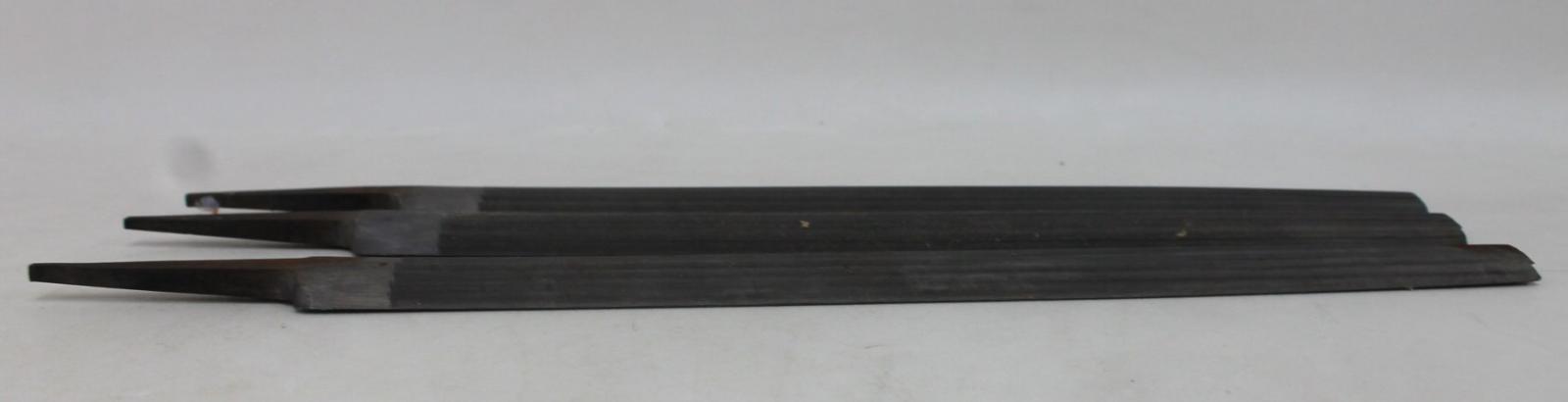 3-X-trabajo-de-madera-y-metal-Nicholson-Medio-Redondo-14-034-archivos-de-mano-corte-suave-30mm miniatura 8
