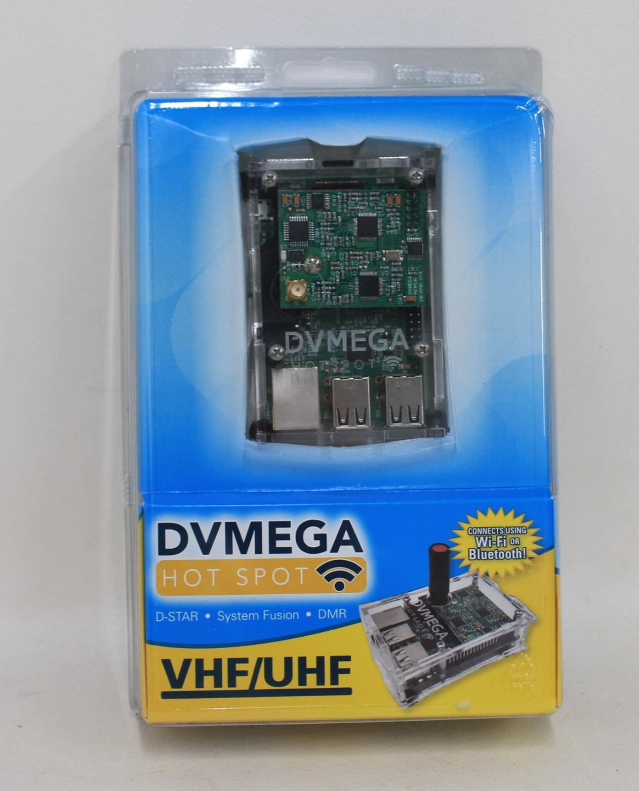 NEW DVMEGA HOT SPOT Dual band VHF/UHF Prebuilt Hotspot Kit For Digital Radios - 2