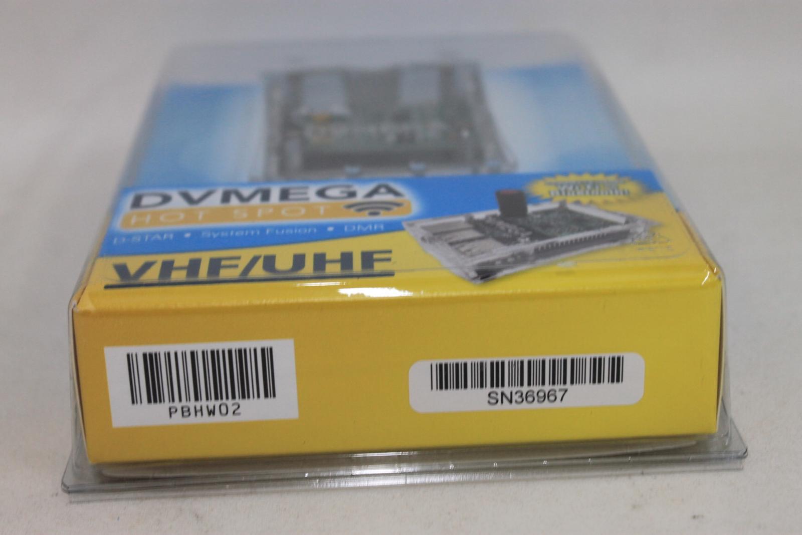 NEW DVMEGA HOT SPOT Dual band VHF/UHF Prebuilt Hotspot Kit For Digital Radios - 7