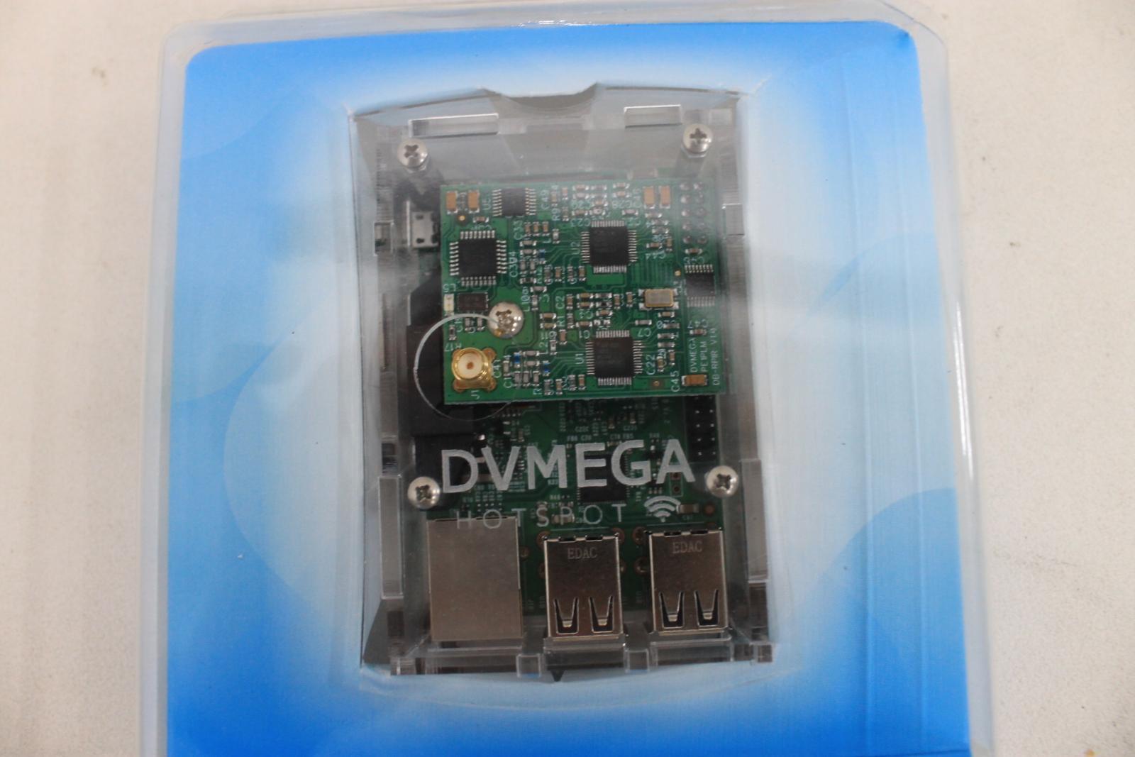 NEW DVMEGA HOT SPOT Dual band VHF/UHF Prebuilt Hotspot Kit For Digital Radios - 11