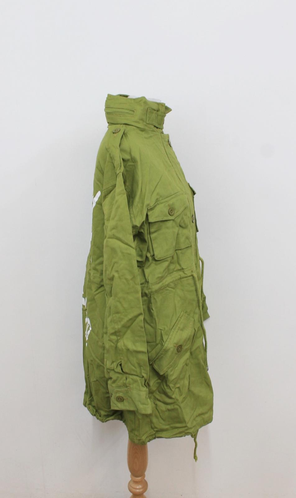 Manica Real Don Jacket Neon Green Lunga Do Successivo Atlantic Ladies 't M I Care U Rgqw0CIx