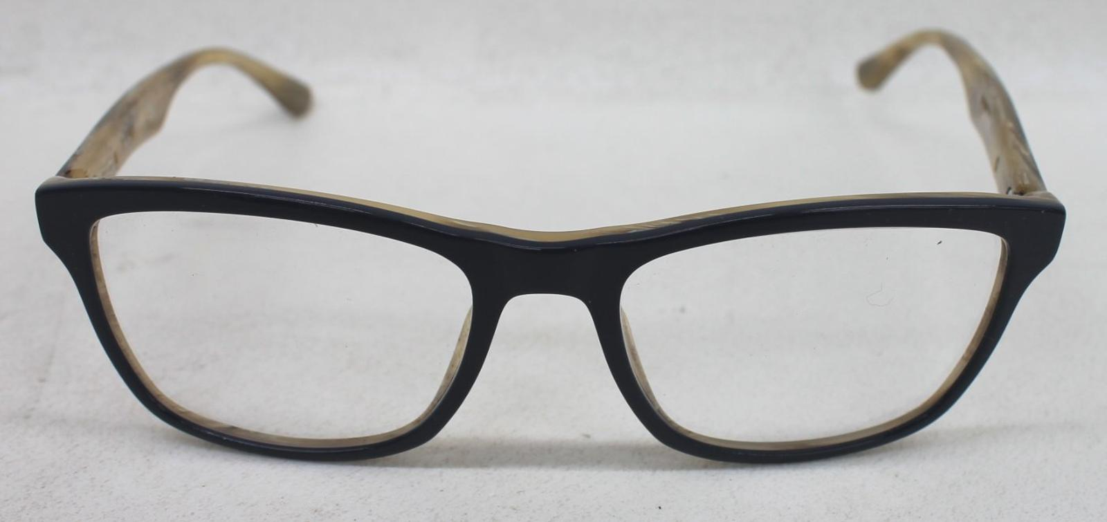 a25036d3afb RAY-BAN RB5279 5131 Navy Blue Brown Horn Eyeglasses Frame 55-18-145 NEW 4 4  of 12 ...