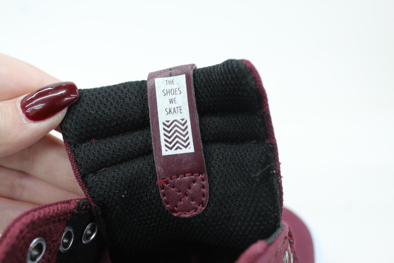 LAKAI Men's Griffin Porta Rosso Tela scarpe da ginnastica Basse Basse Basse Scarpe da skateboard UK6.5 EU40.5 NUOVO CON SCATOLA | Non così costoso  b4e48a
