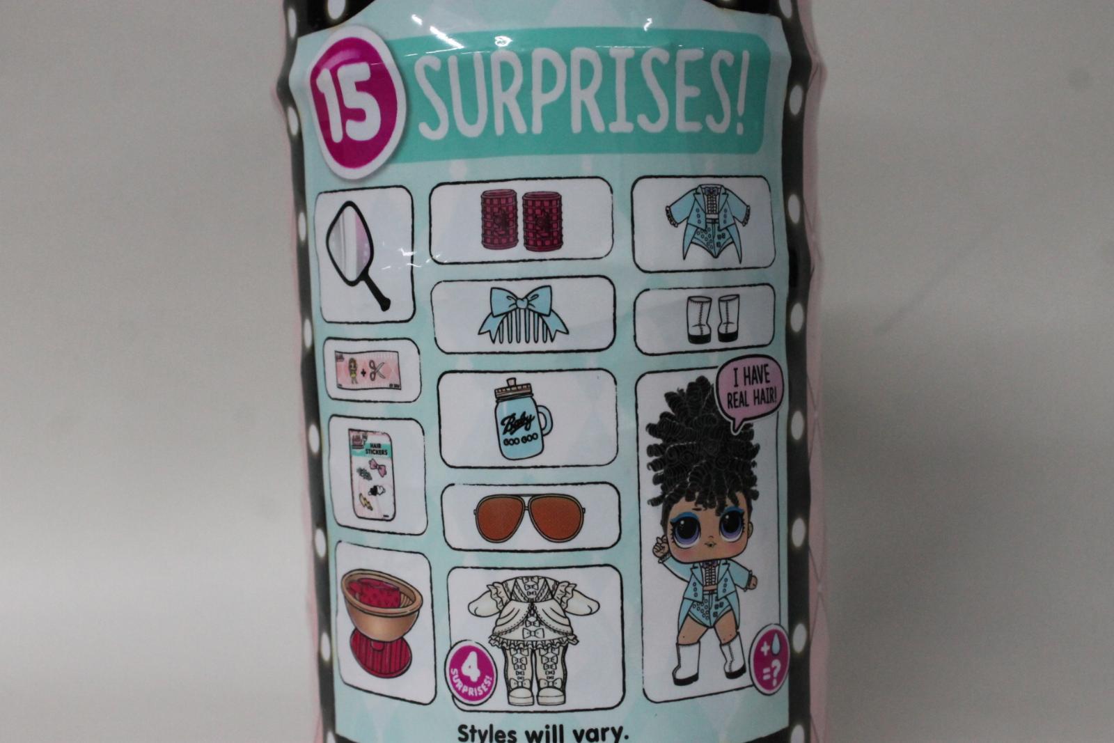 3-X-nuevo-l-o-l-sorpresa-Hairgoals-Makeover-serie-Muneca-Y-Accesorios-Set miniatura 10