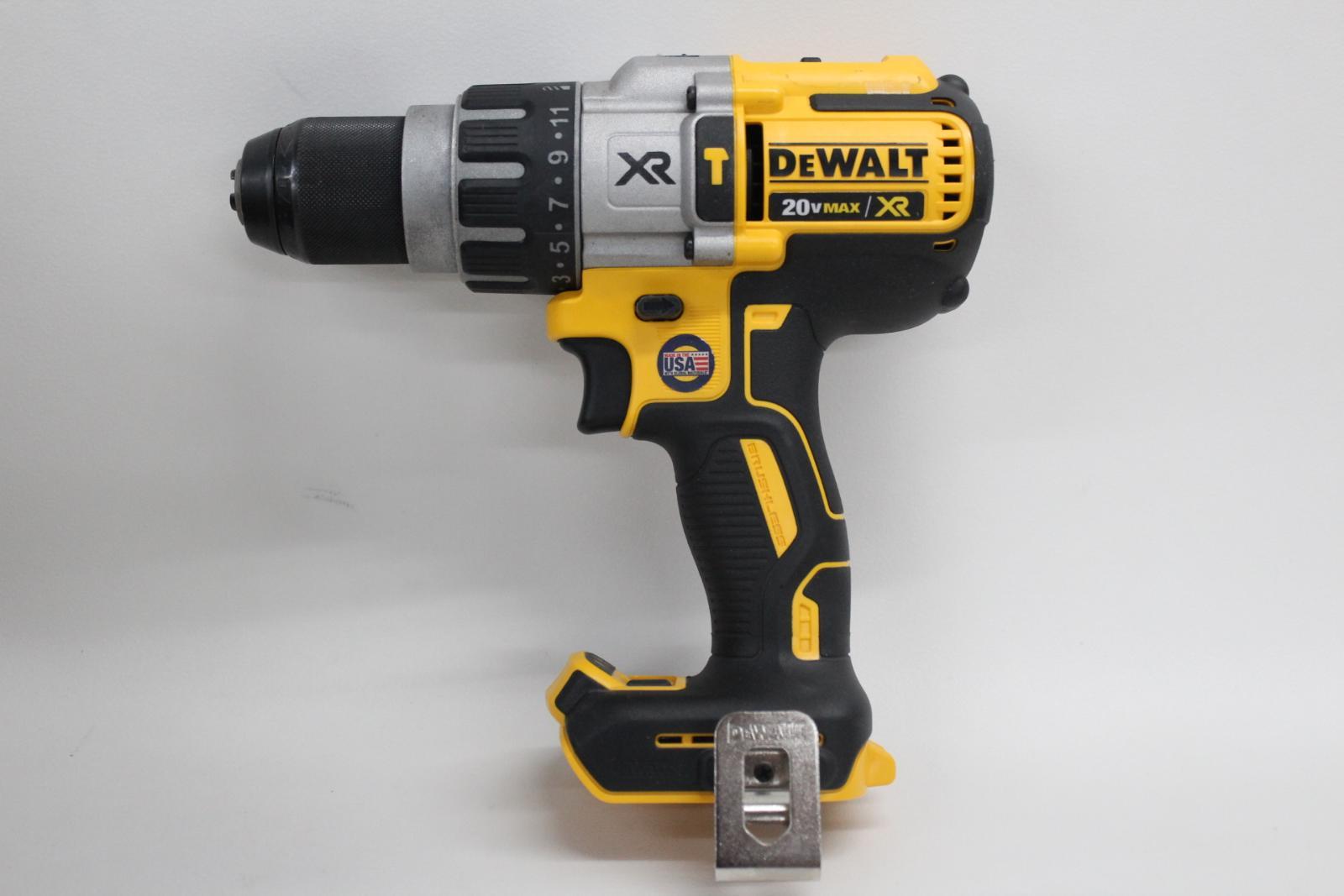 DEWALT-1-2-034-Brushless-Xr-Martillo-Taladro-Inalambrico-Controlador-Inalambrico-Modelo-DCD996-20v miniatura 2