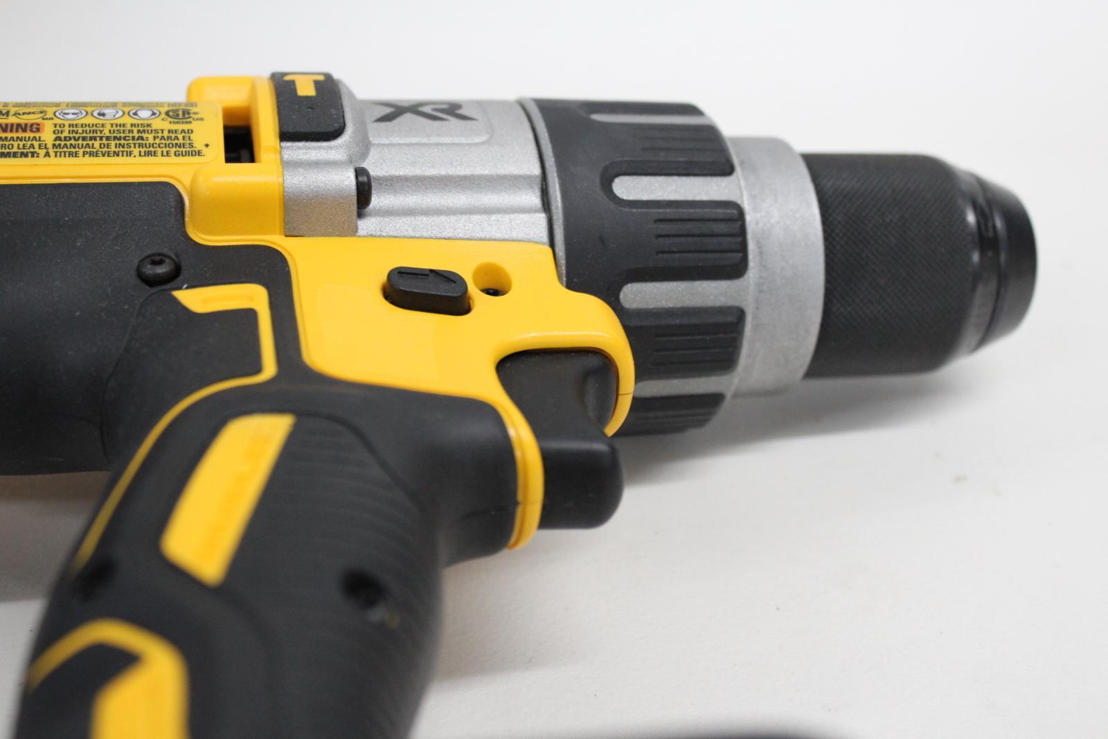 DEWALT-1-2-034-Brushless-Xr-Martillo-Taladro-Inalambrico-Controlador-Inalambrico-Modelo-DCD996-20v miniatura 9