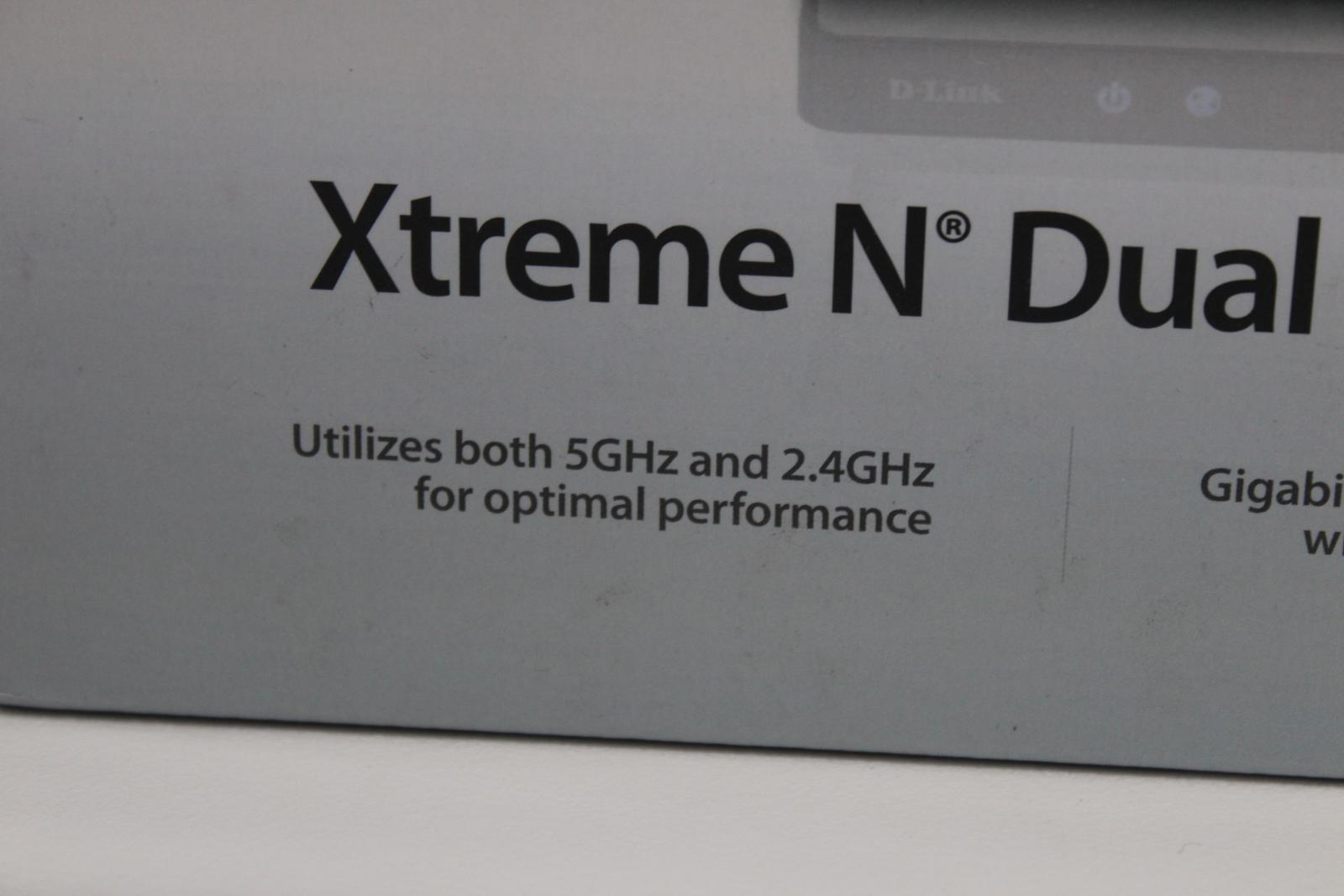 NEW-D-Link-DIR-825-Xtreme-N-Dual-Band-Wireless-Gigabit-Router-Wi-Fi-5GHz-HD-300 miniatuur 4