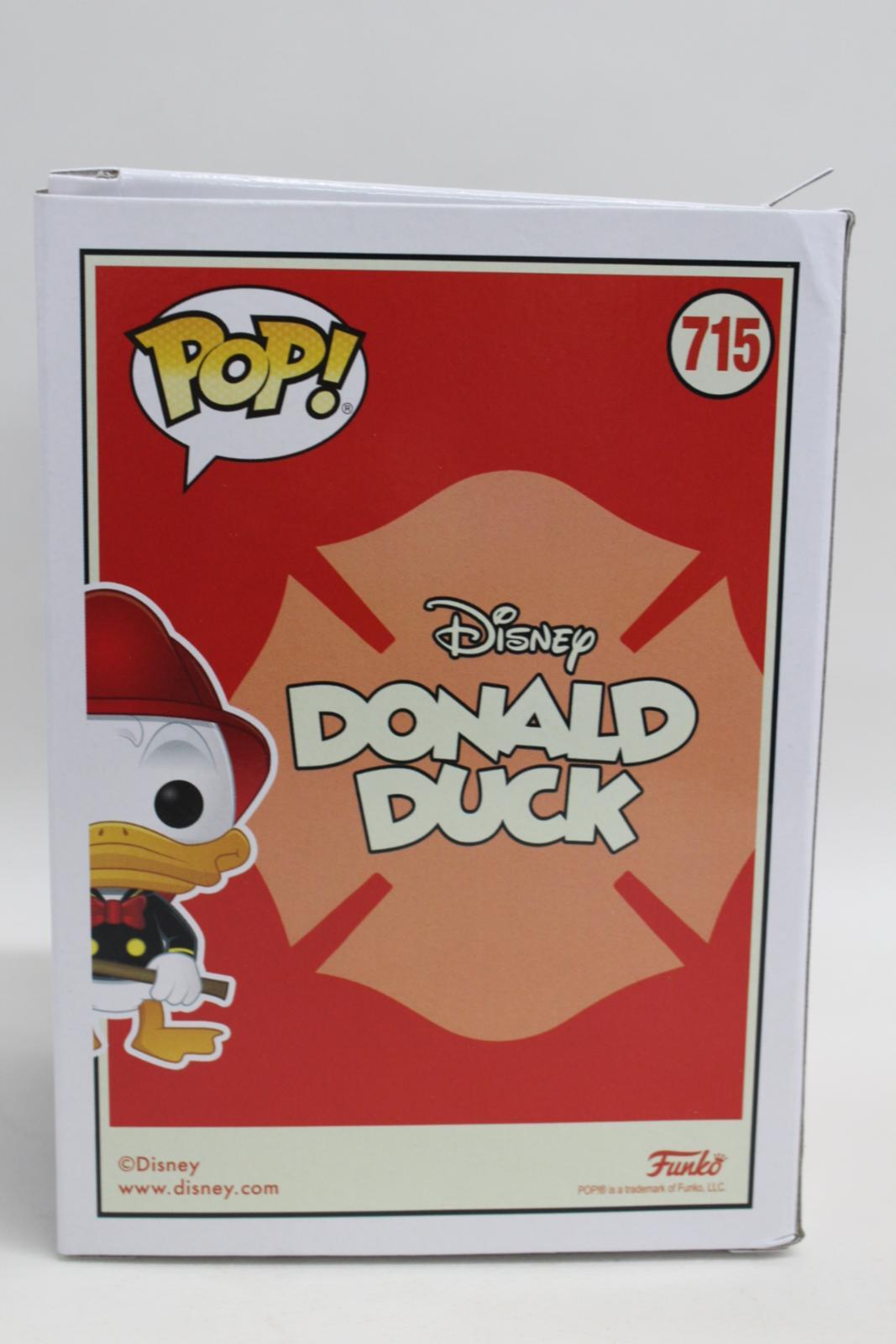 FUNKO-Pop-Disney-bomberos-Donald-Duck-NYCC-Exclusivo-Preventa-Nuevo-compartida miniatura 7