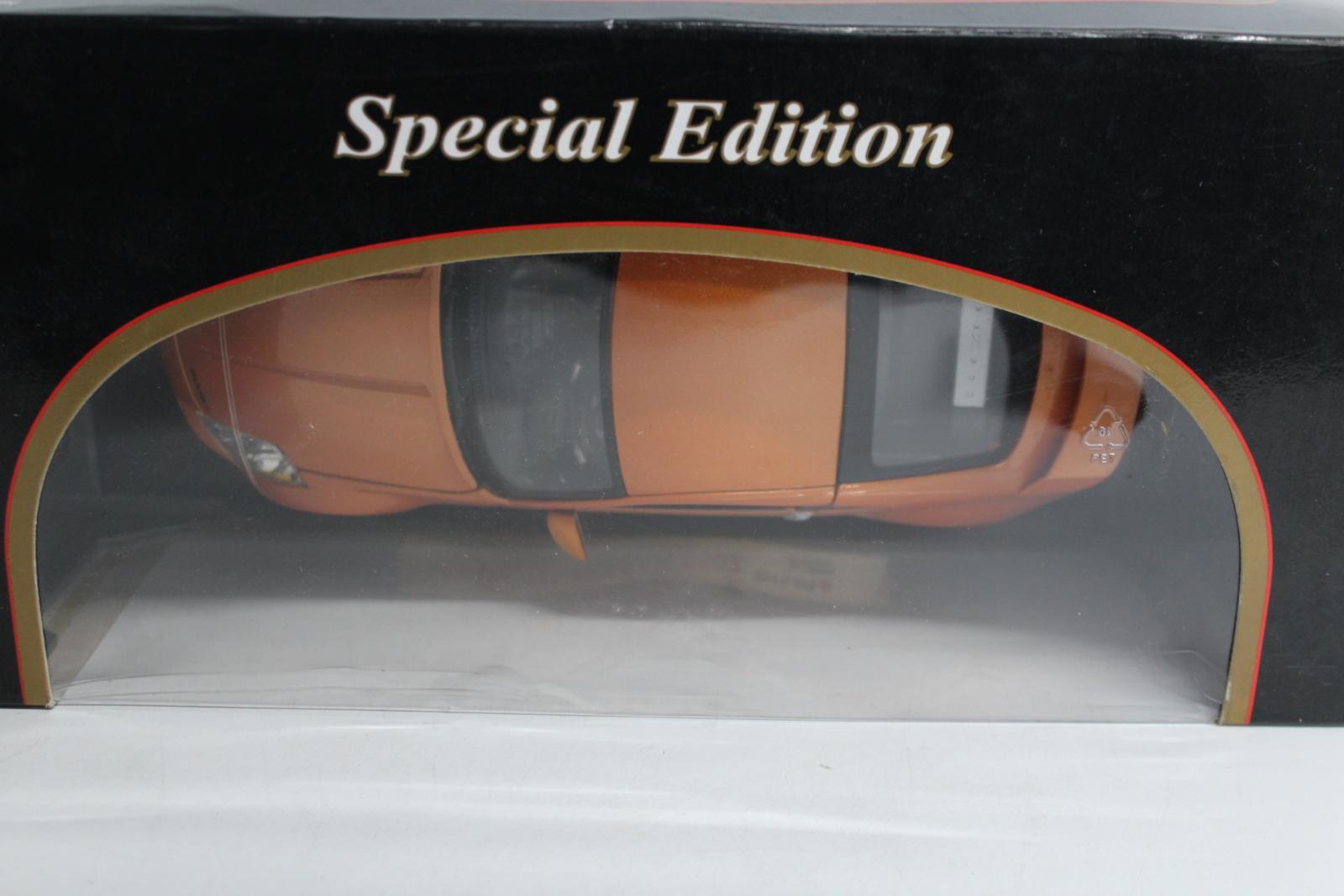 Maisto-31688-EDICIoN-Especial-Nissan-350z-Nismo-S-Tune-1-18-Escala-Modelo-de-Coche-Nuevo miniatura 8