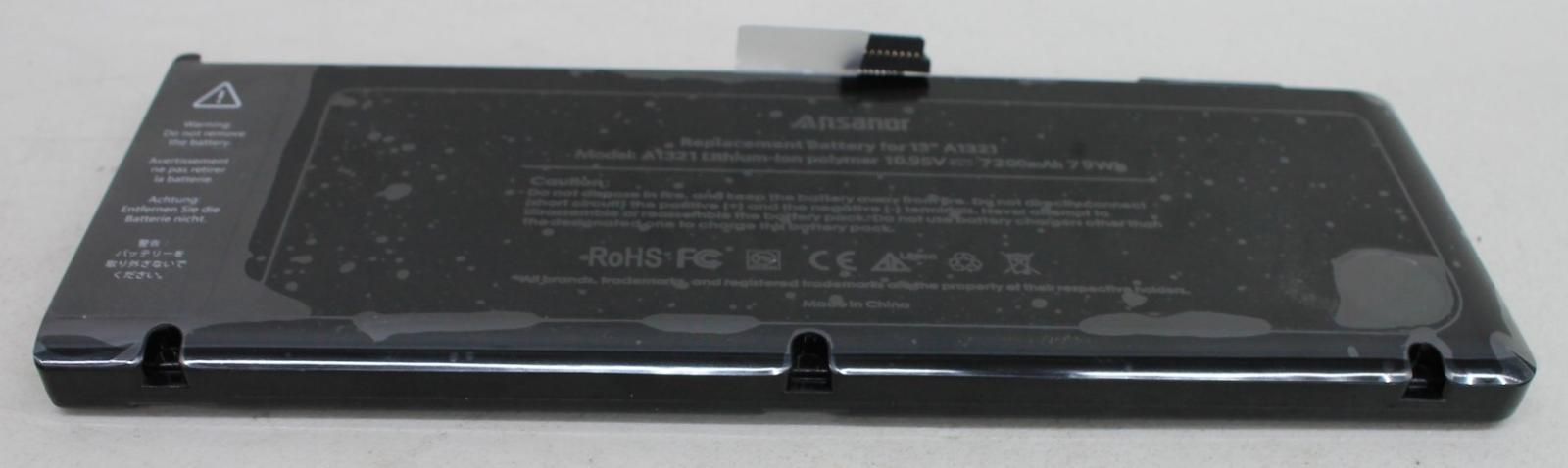 ANSANOR-10-95V-7200mAh-A1321-Type-Battery-For-Mid-2009-2010-MacBook-Pro-15-034-BNIB miniatuur 5