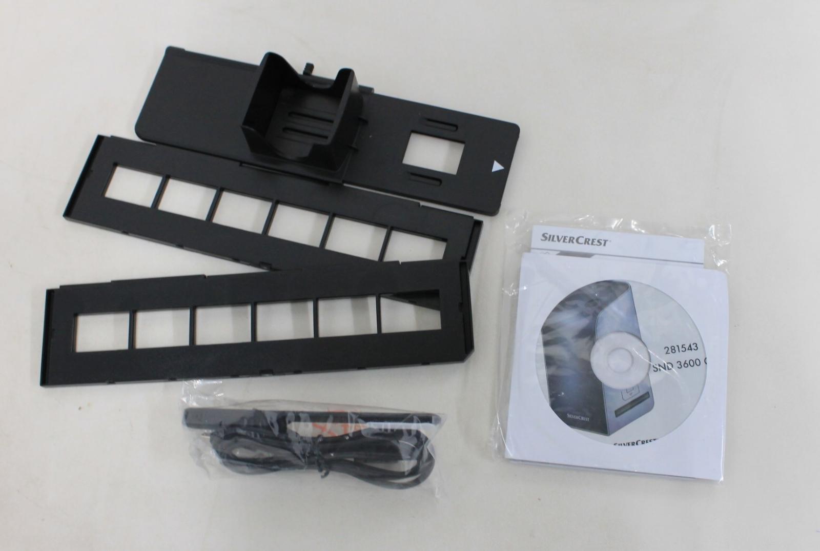 SILVERCREST-Negative-amp-Slide-Digitiser-Scanner-w-5MP-HD-CMOS-Sensor-NEW thumbnail 8