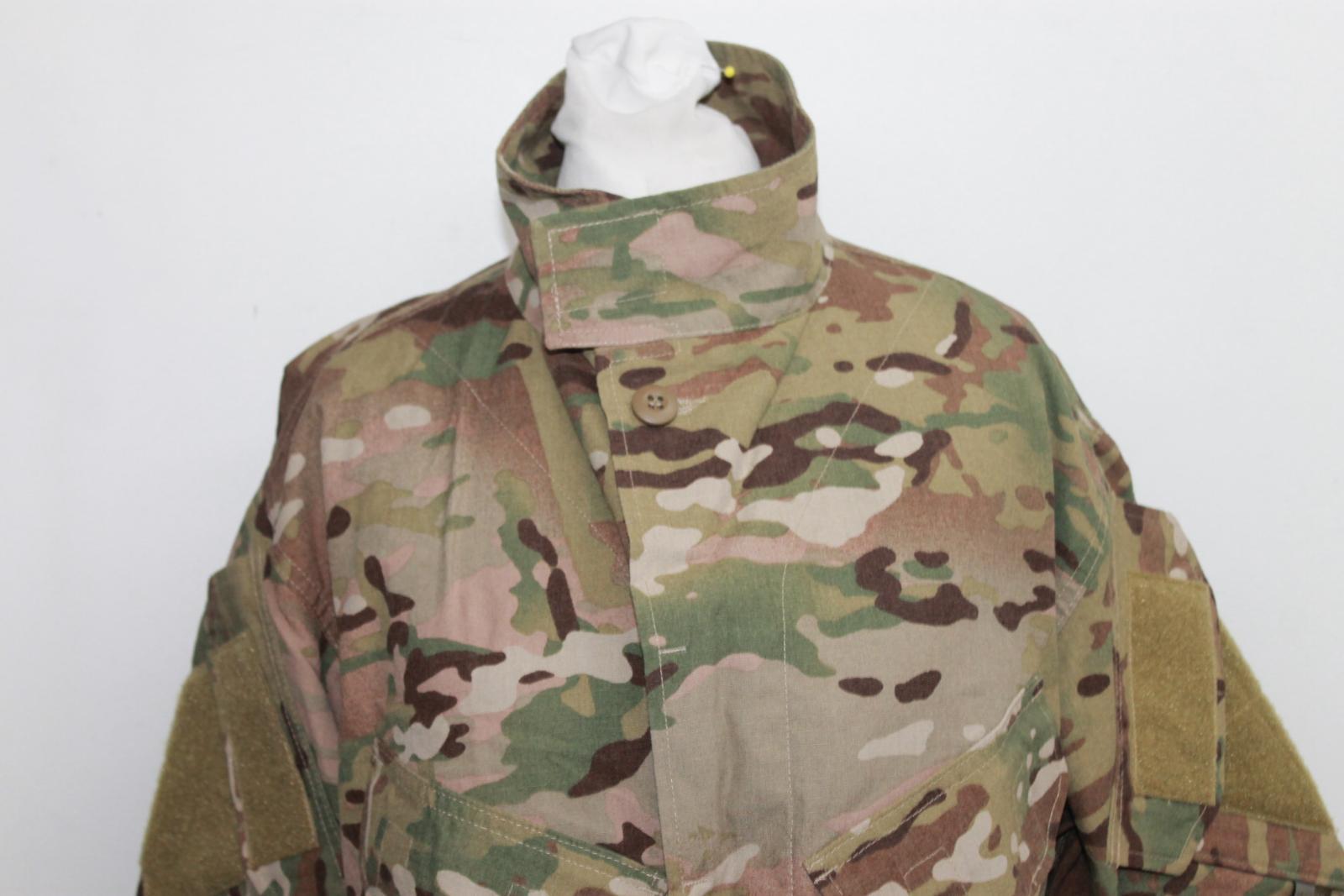 NUOVO Cyre Precision uomo FIELD FIELD FIELD Esercito Multicam Camicia FS4 FR uniforme taglia MD R fb5518