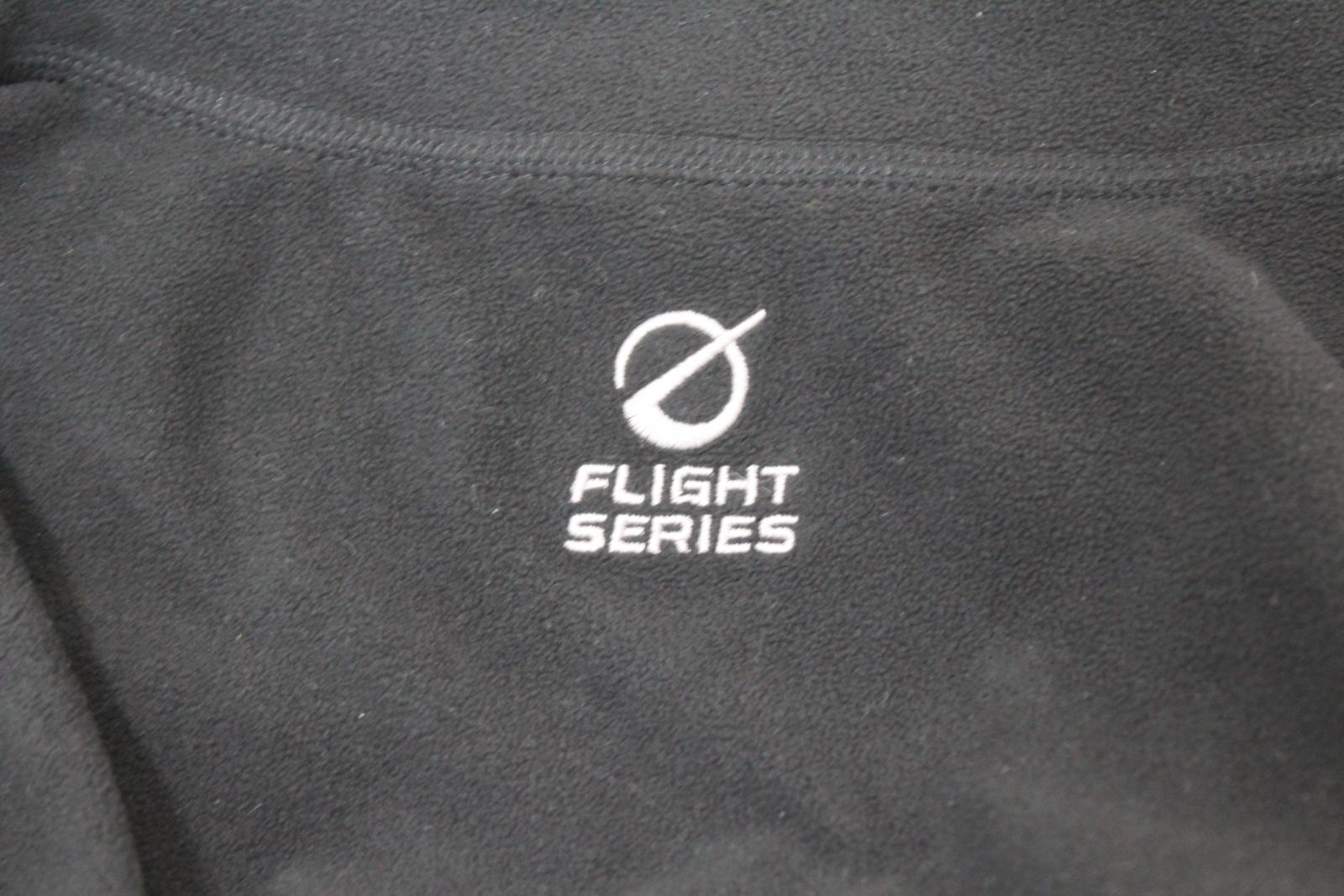 The-North-Face-vuelo-Series-Negro-para-Hombre-Polar-CHALECO-CHALECO-TAMANO-XXL-Cremallera miniatura 10