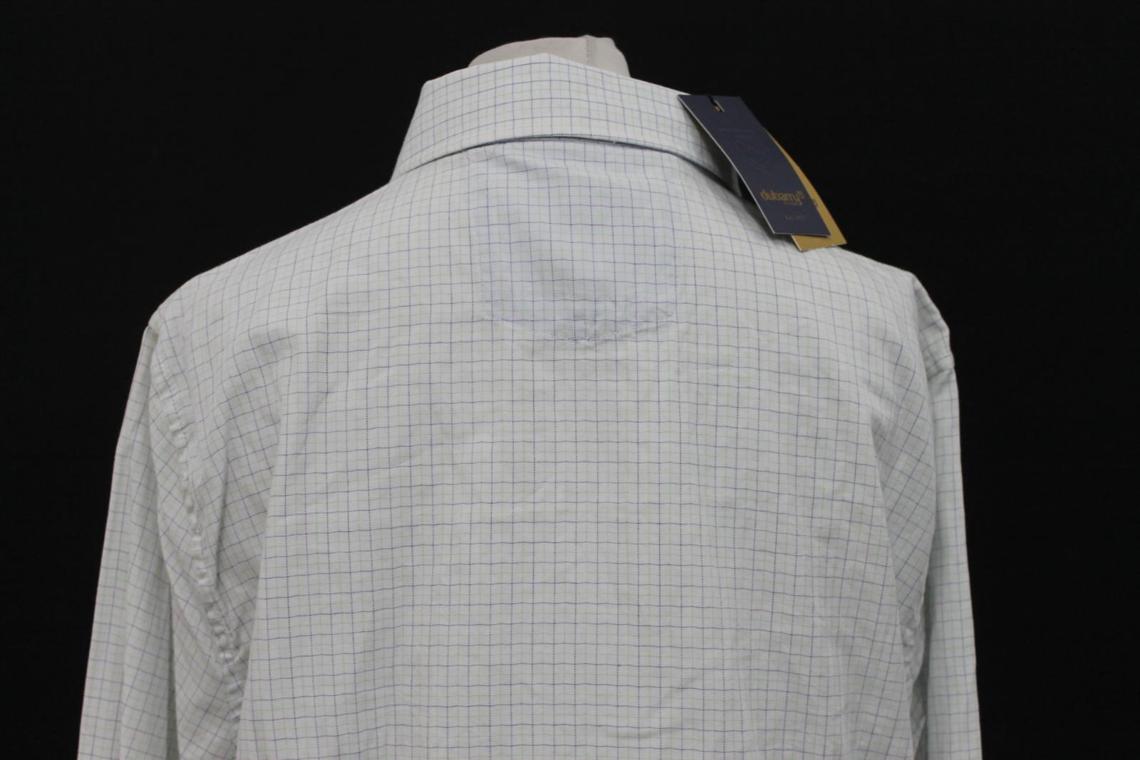 Bnwt Long Lime Dubarry Shirt Size Uk14 Eu40 Sagewood Sleeve Check Ladies Cotton rnWadnxwSU