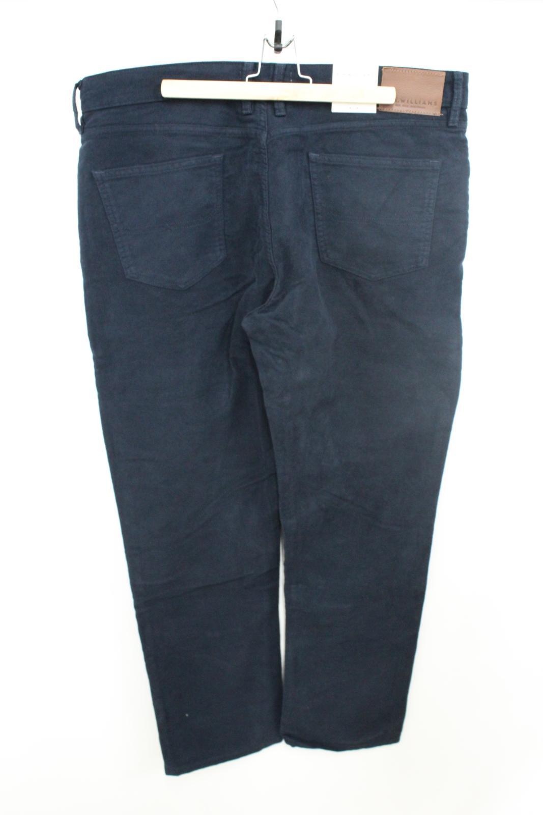 Mens 30l Regular Williams Leg Blue 40in Low m R Tapered Jeans Navy Bnwt Ramco qnOXBtpxX4