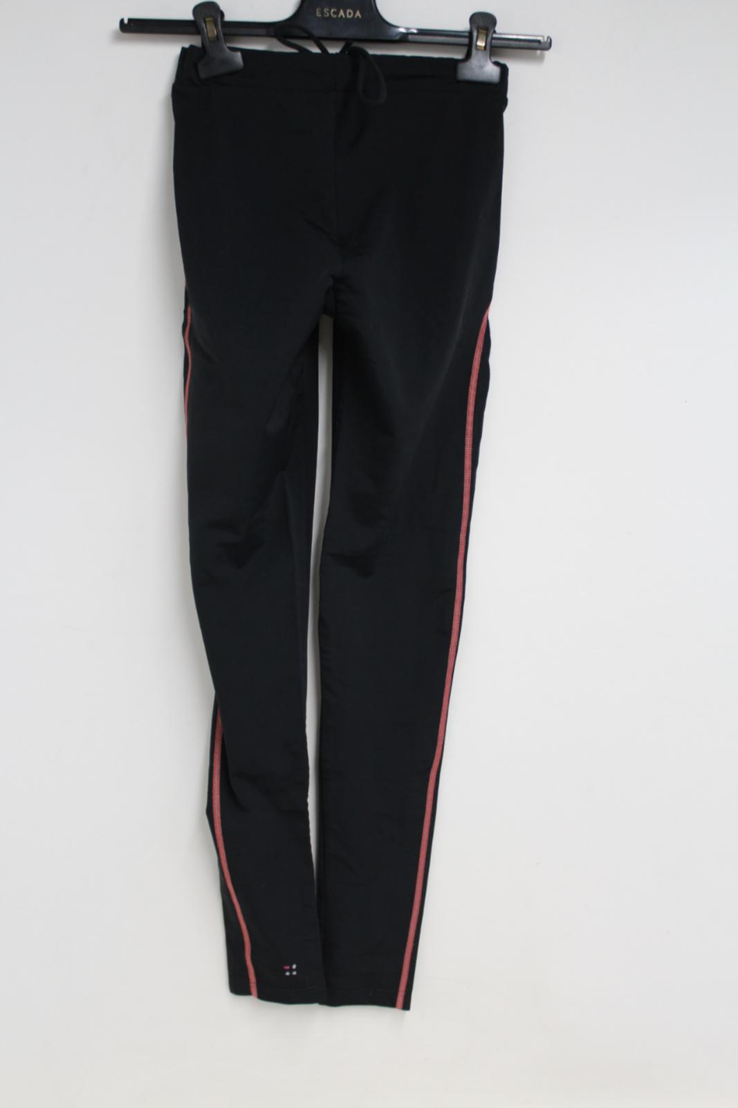 Sweaty-Betty-Senoras-Pantalones-Negros-Activewear-Ajustados-Leggings-Talla-XS-W24-L28 miniatura 6