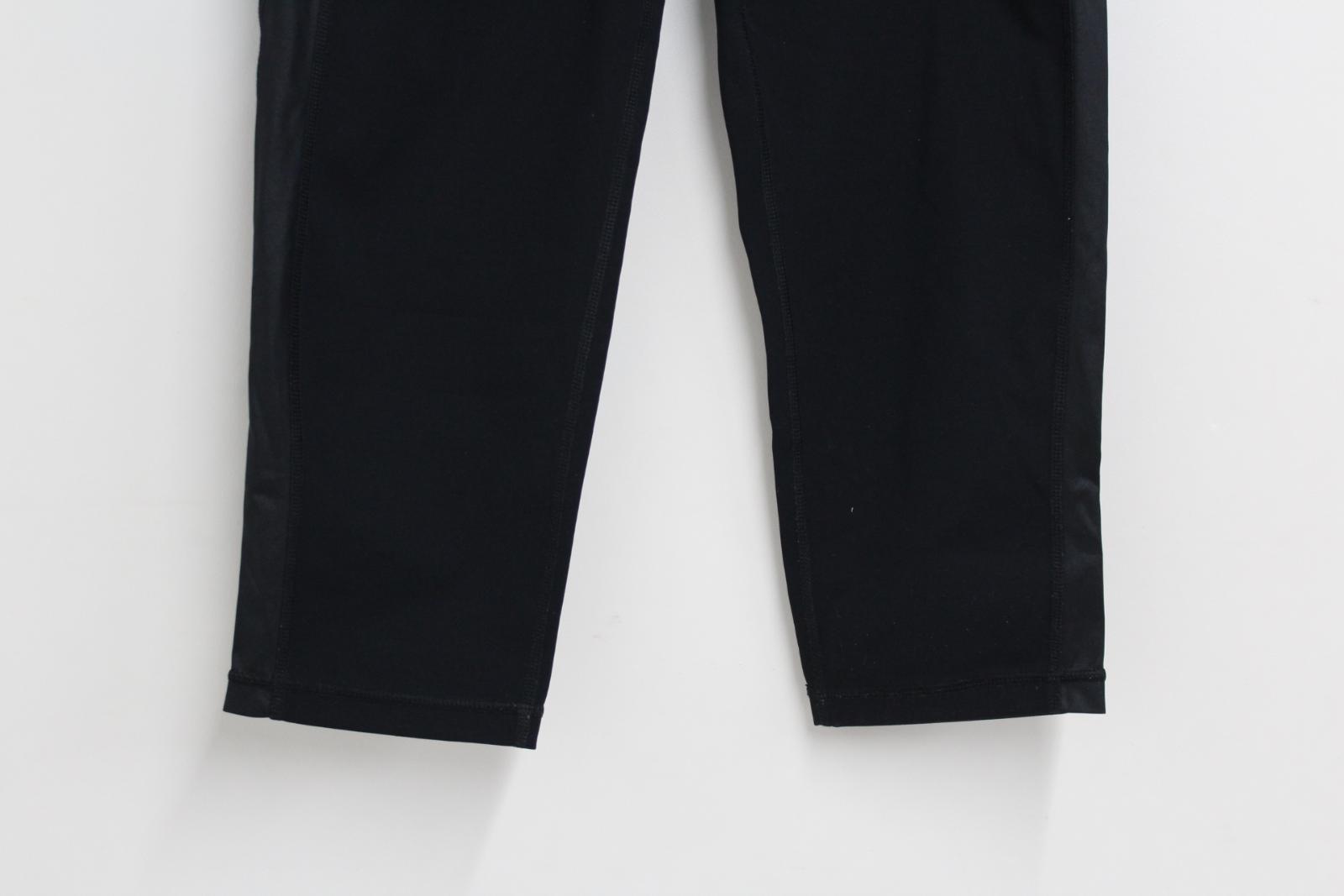Sweaty-Betty-Ladies-Negro-3-4-piernas-Corto-Leggings-Activewear-pequeno-W26-L16 miniatura 5