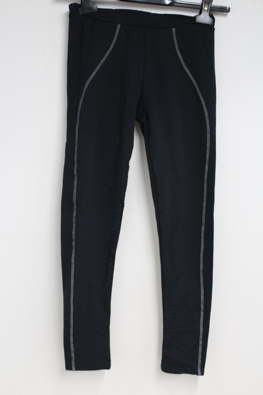 Sweaty-Betty-Ladies-Negro-Chandal-Activewear-Fitness-Leggings-Talla-S-W24-L26 miniatura 2