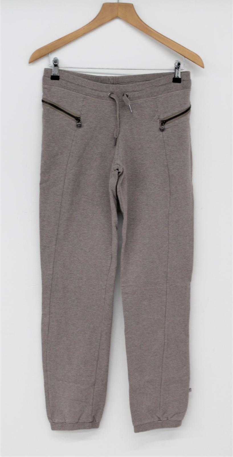 Sweaty-Betty-Damas-Malva-Mezcla-de-Algodon-Cintura-Elastica-Correr-Pantalones-S-W30 miniatura 2