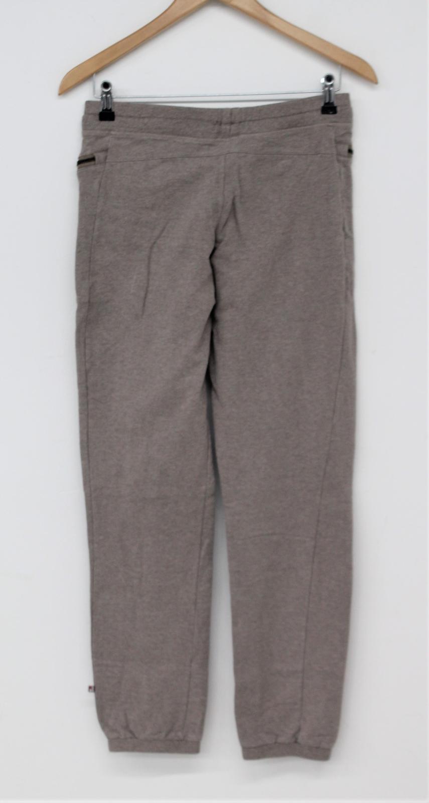 Sweaty-Betty-Damas-Malva-Mezcla-de-Algodon-Cintura-Elastica-Correr-Pantalones-S-W30 miniatura 3