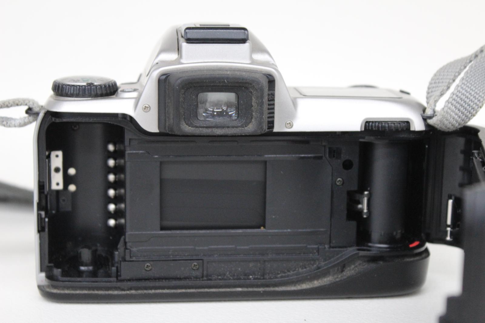 NIKON-F65-Camara-Con-Nikkor-28-80mm-y-70-300mm-y-Tamron-Hoya-Lentes-52mm miniatura 9