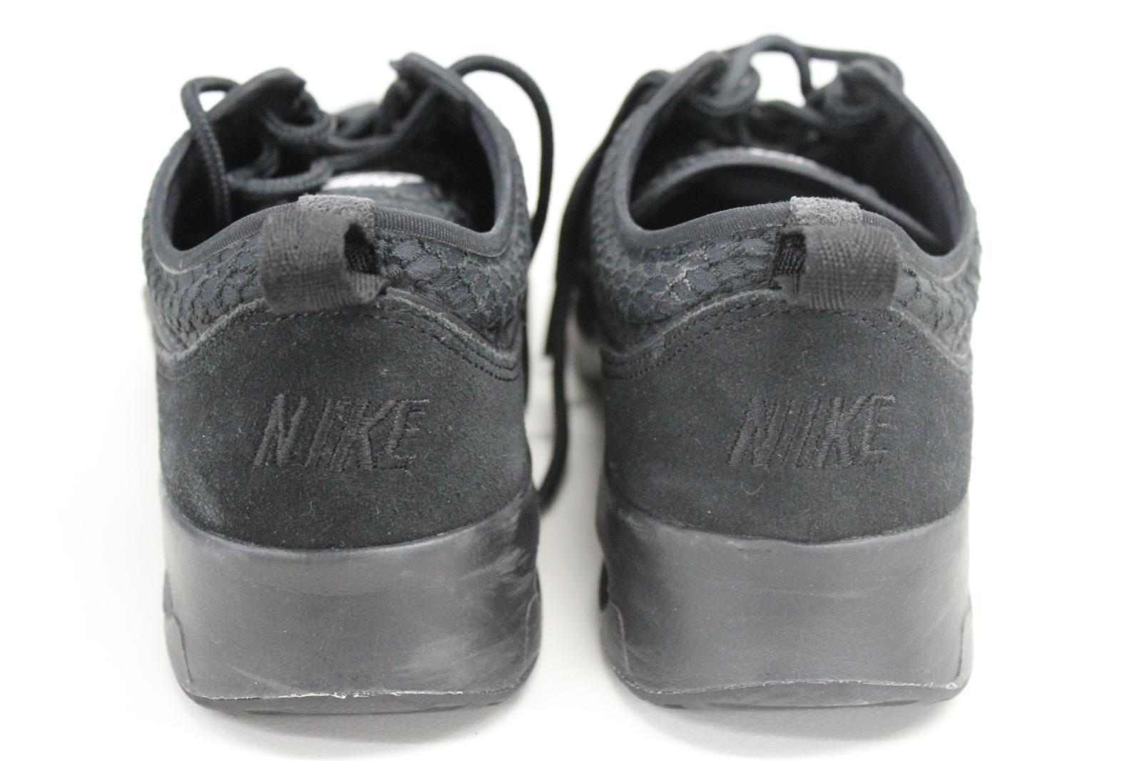 Nike-Air-Max-Thea-Ultra-Femmes-Baskets-noir-sportswear-Taille-UK4-5-EU38 miniature 6