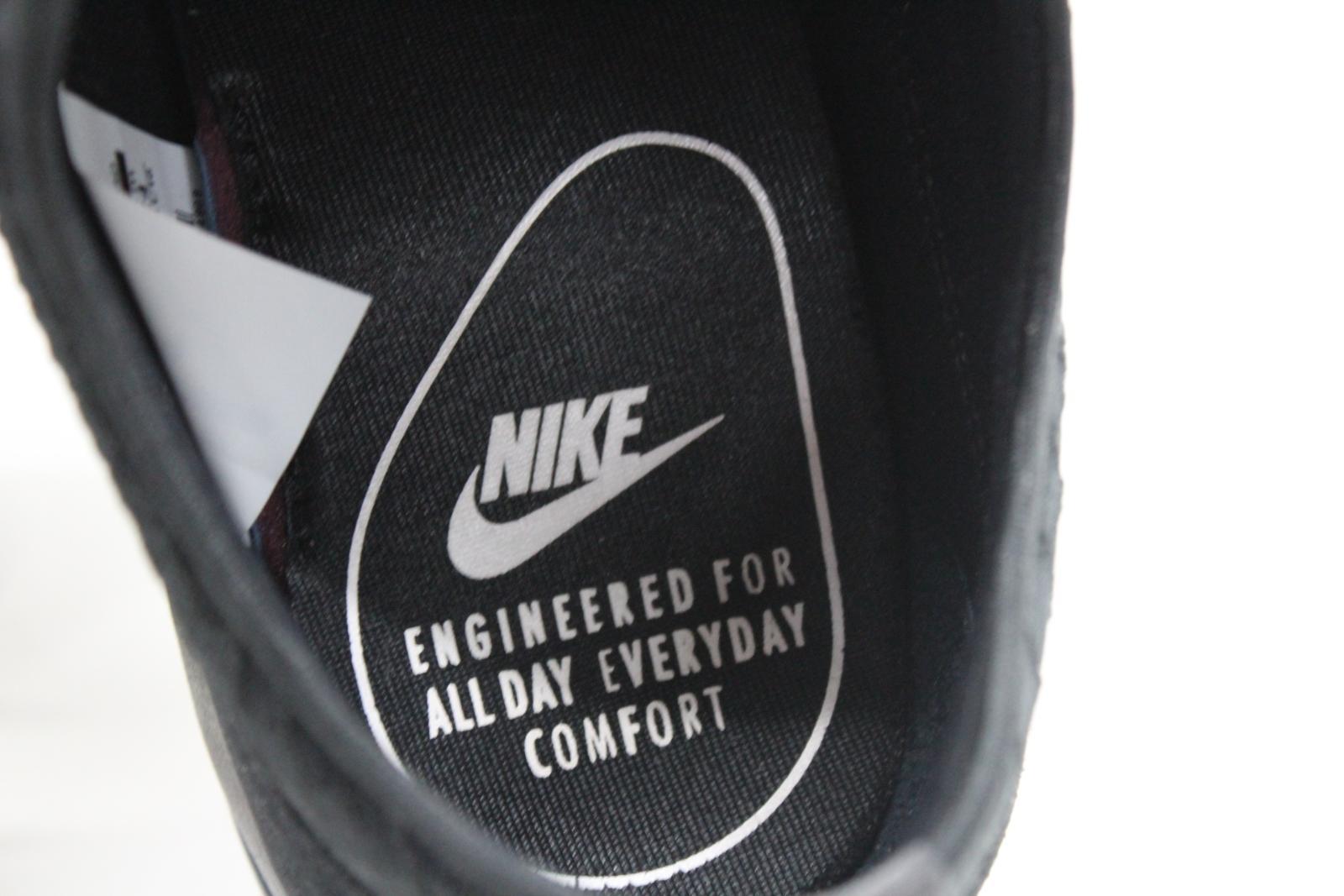 Nike-Air-Max-Thea-Ultra-Femmes-Baskets-noir-sportswear-Taille-UK4-5-EU38 miniature 10