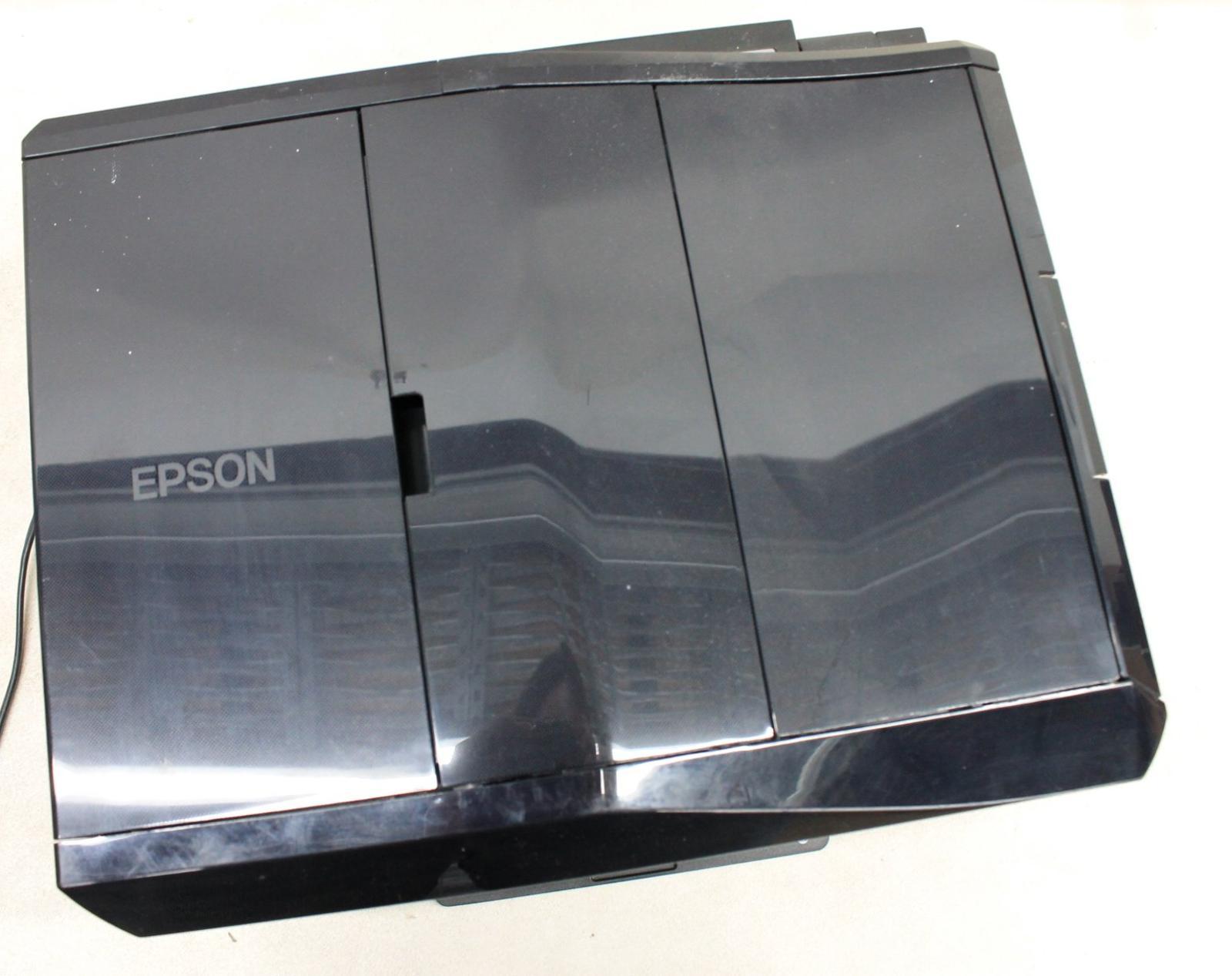 EPSON-XP-810-Expression-Premium-1-en-4-Multifonction-Wi-Fi-Imprimante-Photo miniature 9
