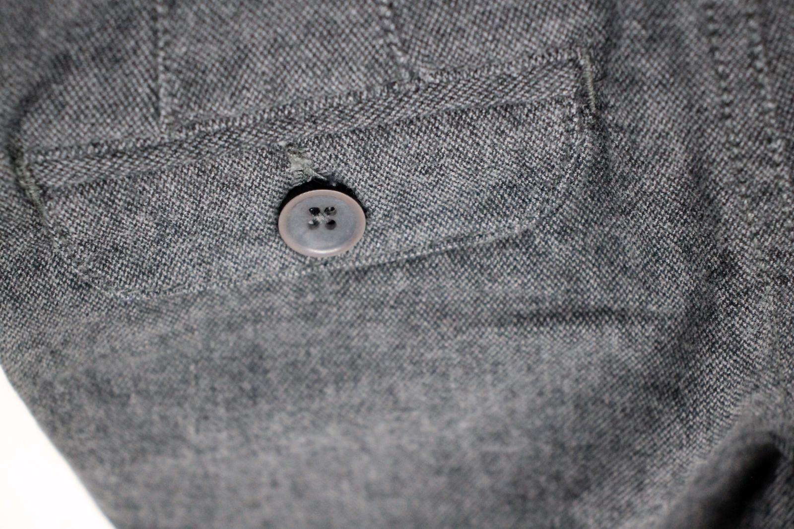 JOHN LEWIS Boy's Dark Grey Elastic Waist Skinny Fit Cotton Trousers 5 Yrs. NEW 8